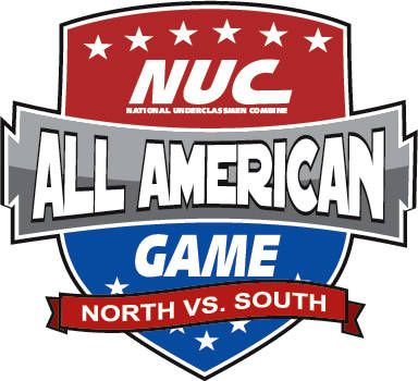 NUC All American Football Game Week North vs South